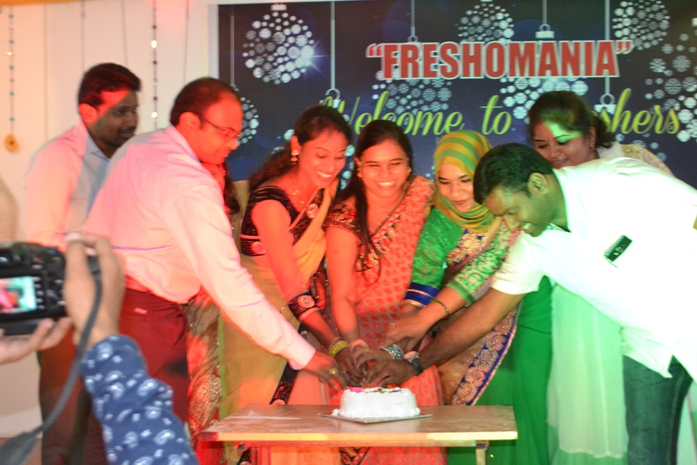 Freshomania - Pharmacy Freshers day